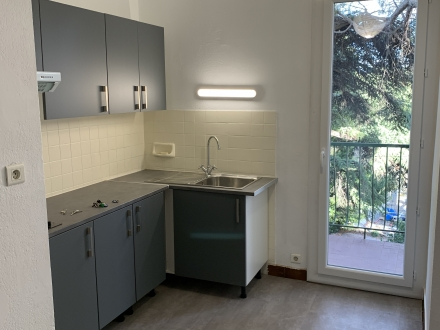 Location Appartement 4 pièces Montpellier (34000) - AVENUE DE LODEVE