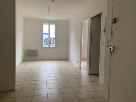 Location Appartement 2 pièces Pont-Sainte-Maxence (60700) - Rue Jean Jaurès